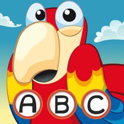 ABC Pirates learning games for children: Word spelling of the pirate world for kindergarten and pre-...