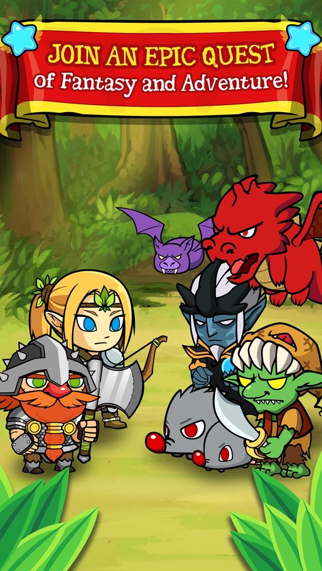 Puzzle Heroes – Fantasy RPG Adventure Game