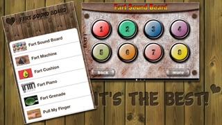 Fart Sound Board Screenshot on iOS