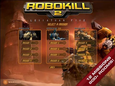 Скачать игру Robokill 2: Leviathan Five