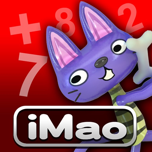 Cat & Dog - Math Siege Educational Game for kids Icon
