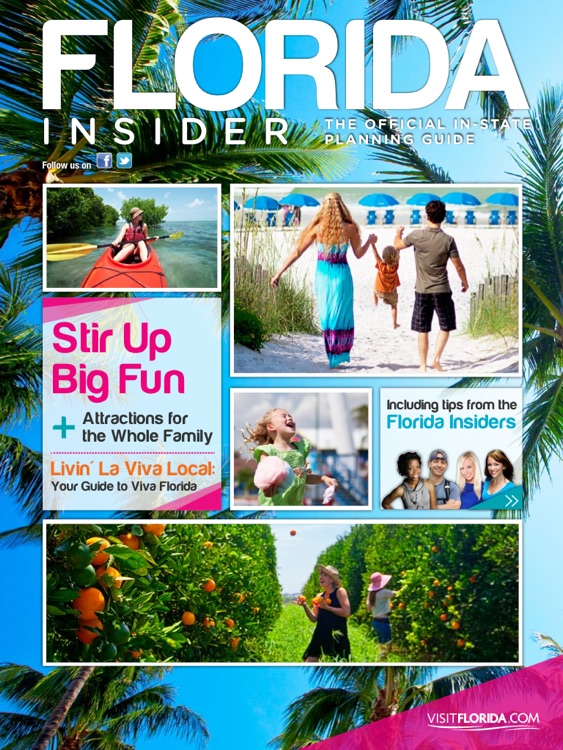 Florida Insider: The Official In-State Planning Guide