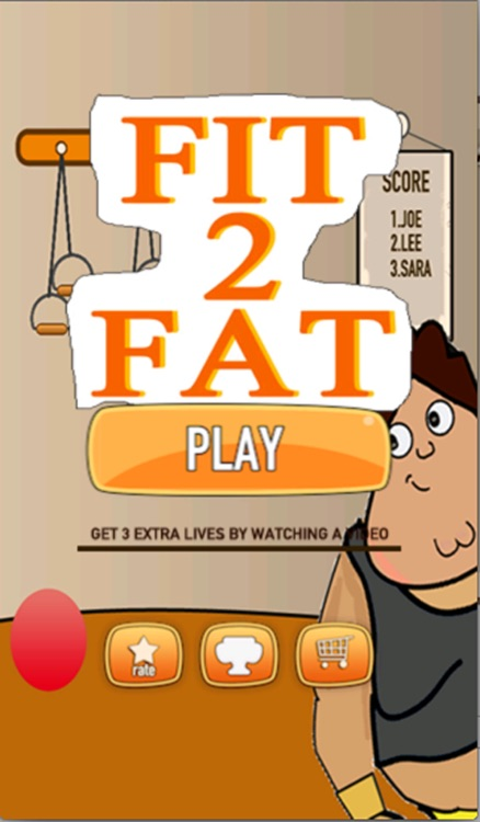 Fit2Fat - Fit the Fat