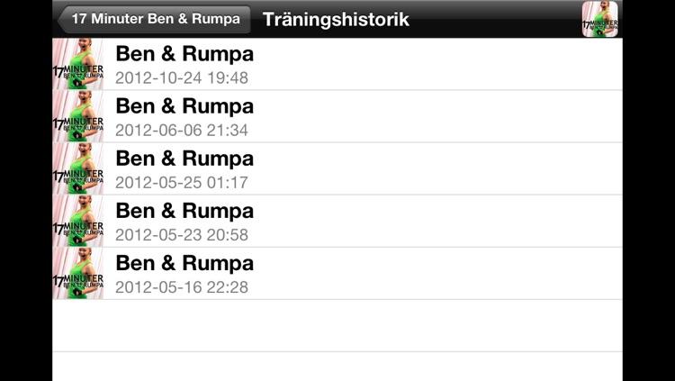17 minuter Ben & Rumpa screenshot-3