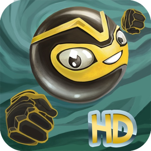 Golden Ninja HD!