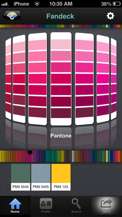 Paint Color Pro: Matching and Inspiration screenshot-0
