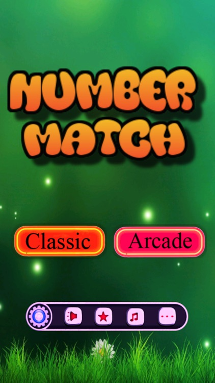 Number Match - Free Matching Games