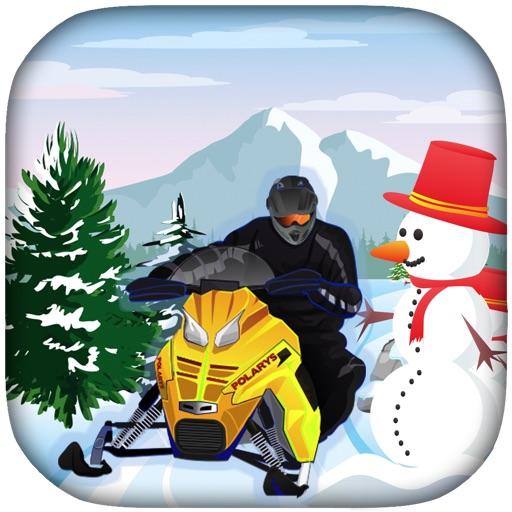 Snow Jammer - Frosty Mountain Snowmobile Adventure iOS App