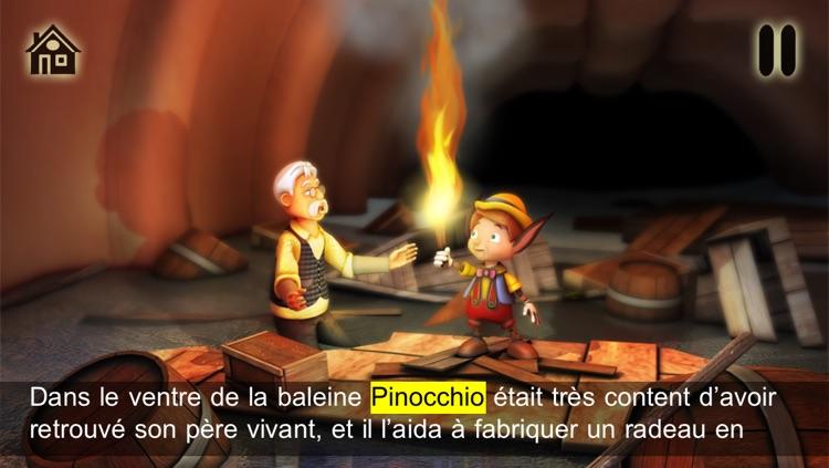 Pinocchio - Book & Games (Lite)