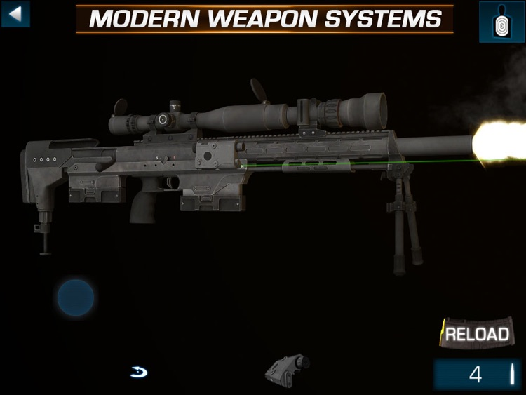 Gun Builder ELITE HD - Modern Weapons, Sniper & Assault Rifles screenshot-3