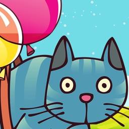 BalloonCat in Wonderland