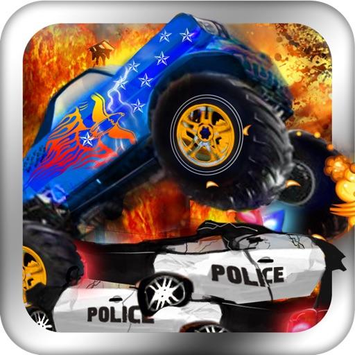 COPS Vs Monster Trucks HD - Full Version