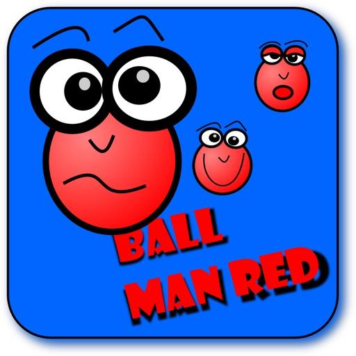Ball Man Red SD (Bubble Brain Game) iOS App