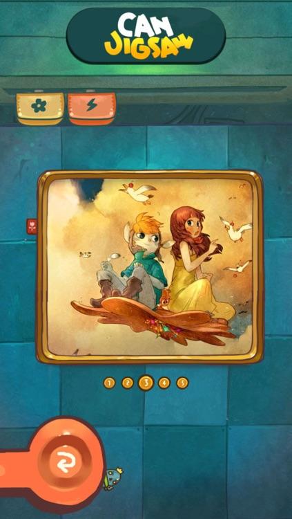 Jigsaw Can screenshot-3