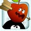 アップル射撃 - 無料ゲーム - 弓と矢 (Stickman Apple Shooting Showdown - Free Bow and Arrow Fun Doodle Skill Game) - iPhoneアプリ