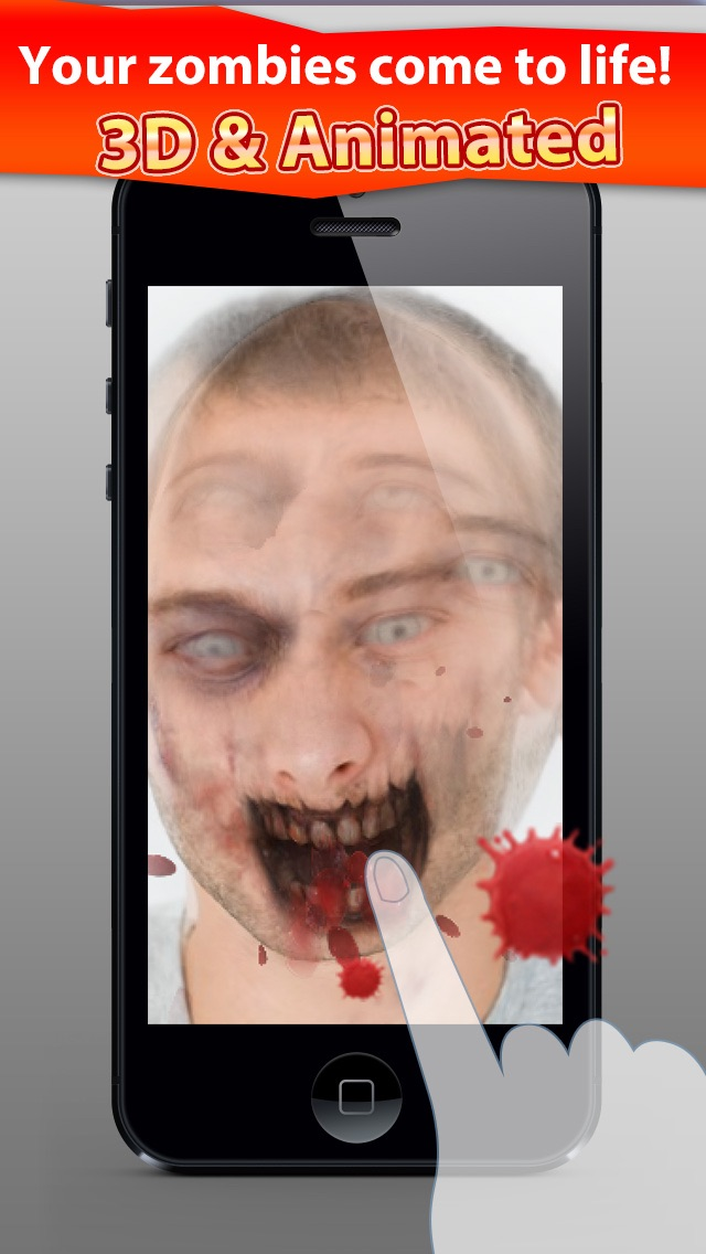 ZombieBooth Pro screenshot two
