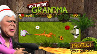 Extreme Grandma Defense Attack screenshot two