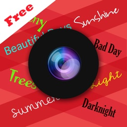 FotoArt Lite - add fun style fonts, words, caption, custom quote and texts to your photos