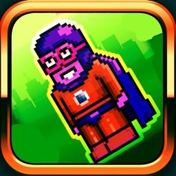 Ace Superhero Run - Ninjas and Knights Racing Game Free