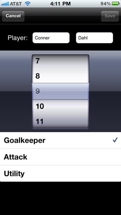 Water Polo Coach screenshot-4