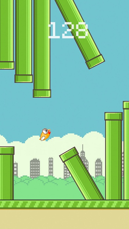 Smashy Flying bird screenshot-3