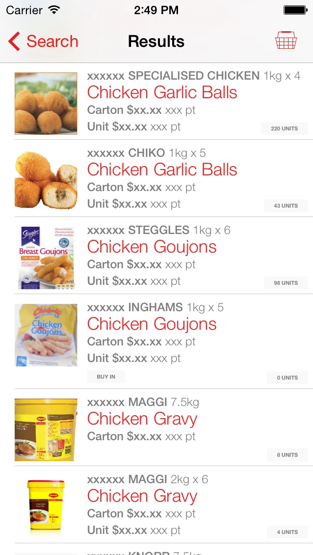 Download PFD Foods Online Ordering for Pc