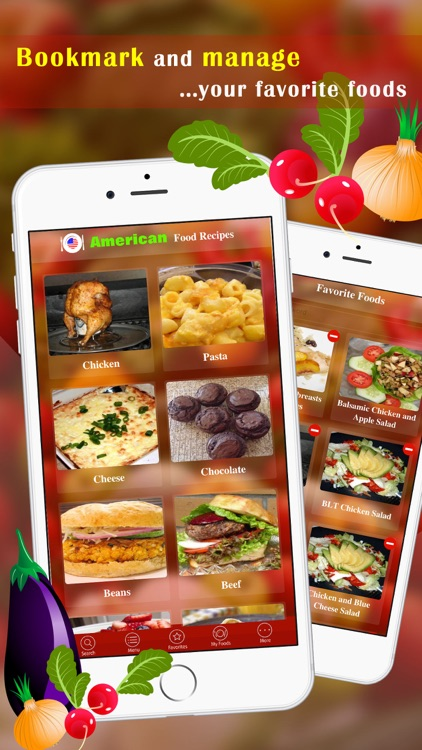 American Food Recipes screenshot-3