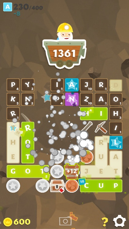 Gnomium: Pocket Edition - Action Word Puzzler