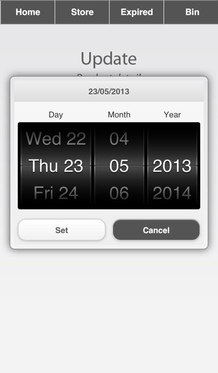 Food Safe App screenshot-3