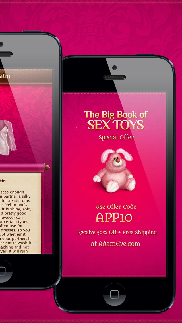 Sex Toys and Lingerie Guide Screenshot
