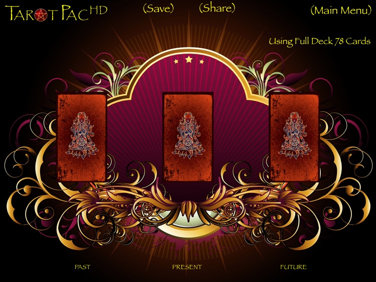 TarotPac Tarot Cards HD
