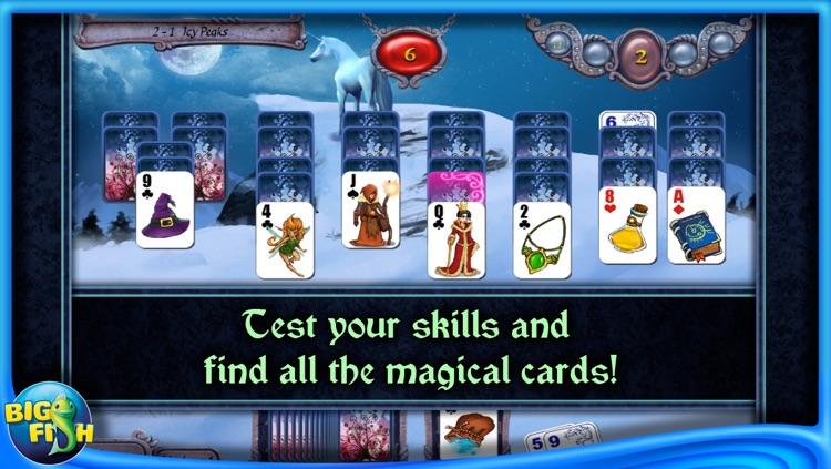 Avalon Legends Solitaire screenshot-4