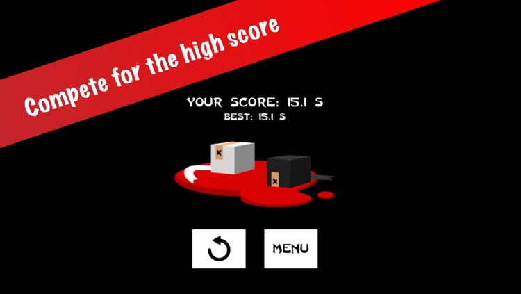 Ninja Flips: Jump The White Line screenshot-3