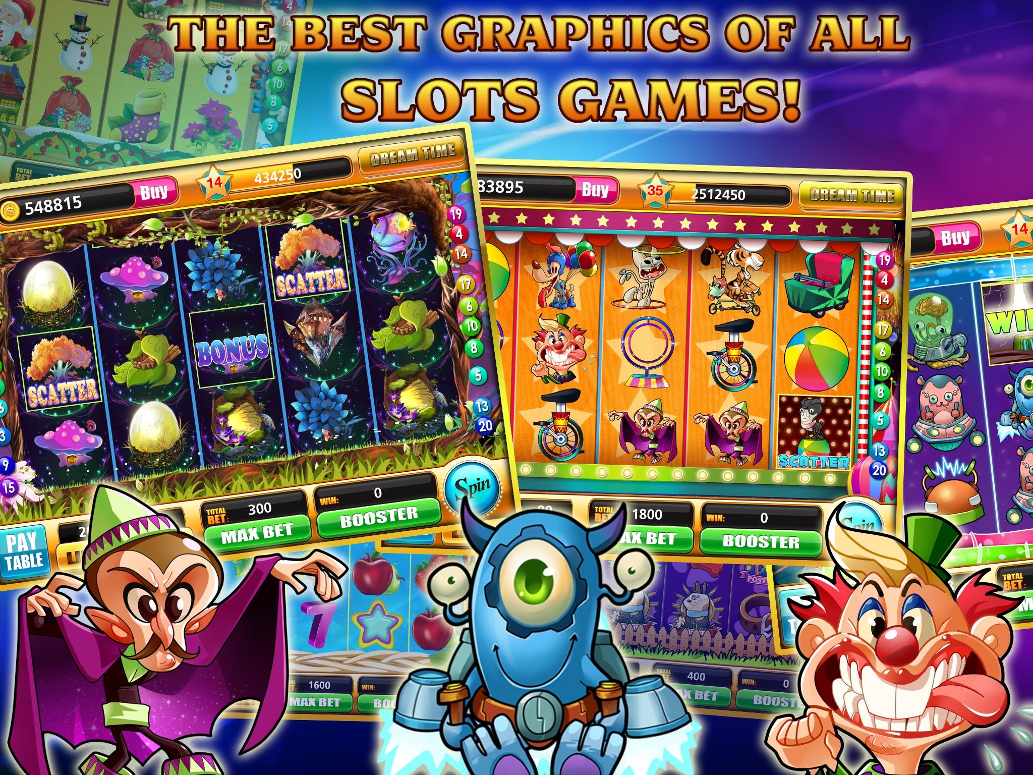 Forest Dreams Slot Machine