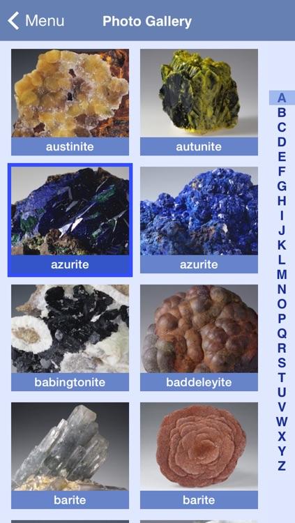 Mineral Database screenshot-4