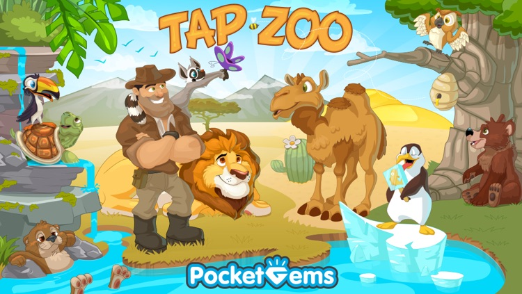 Tap Zoo screenshot-0