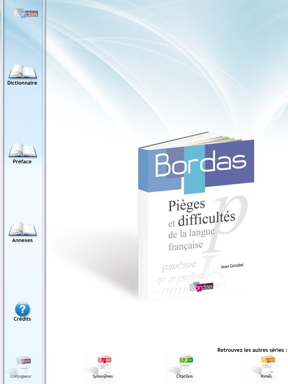 BORDAS Pièges, le dictionnaire des Pièges et Difficultés de la langue française HD screenshot-3