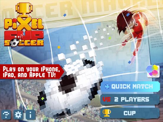 Pixel Cup Soccerのおすすめ画像2