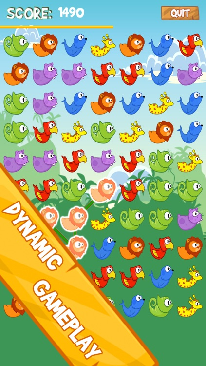 Wildlife Colony Join | Jelly Wild Fun Animals Cascade | Free Game