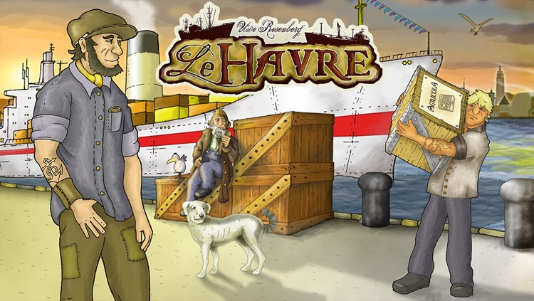 Le Havre (The Harbor)