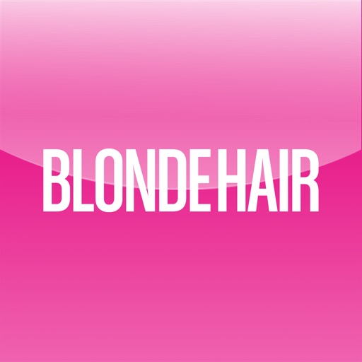 Blonde Hair Magazine icon