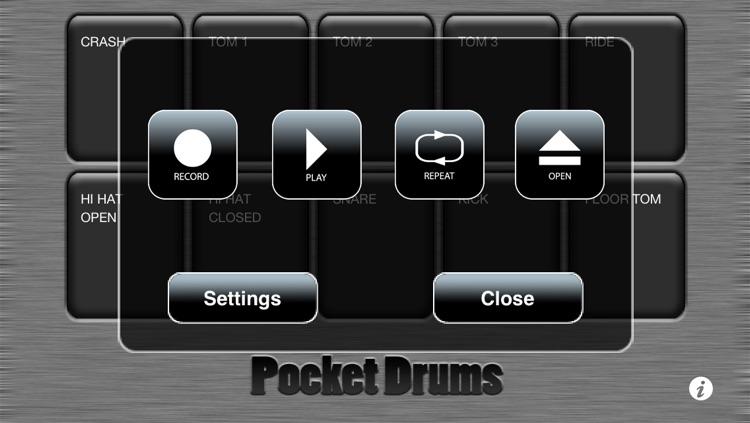 Pocket Drums screenshot-4
