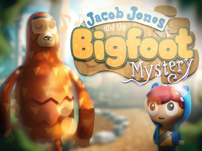 Jacob Jones and the Bigfoot Mystery : Episode 1 Screenshot