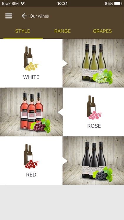 Hardys Wine Guide