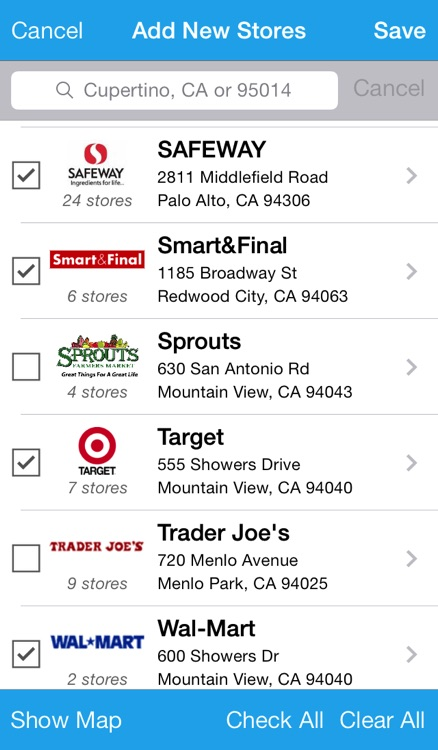 Grocery Pal (In-store weekly savings, sales, coupons & shopping list) screenshot-4