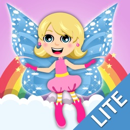 Fairies Lite: Real & Cartoon Fairy Videos, Games, Photos, Books & Interactive Activities for Kids by Playrific