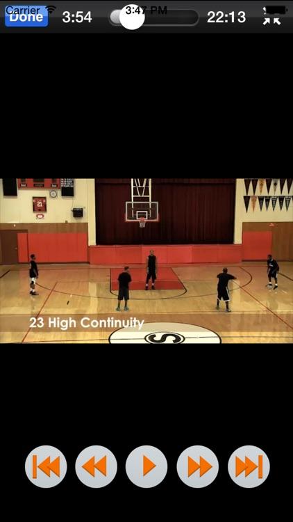 Plays & Drills: A Winning Playbook - With Coach Bill Mellis - Full Court Basketball Training Instruction screenshot-3