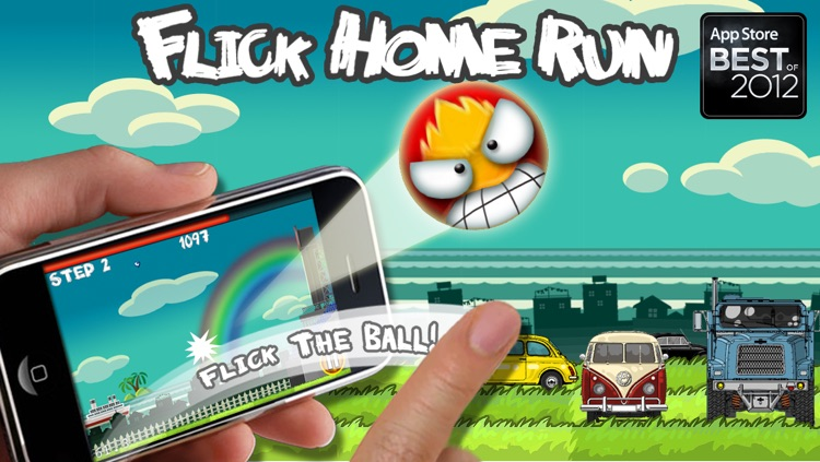 Flick Home Run ! Free Version