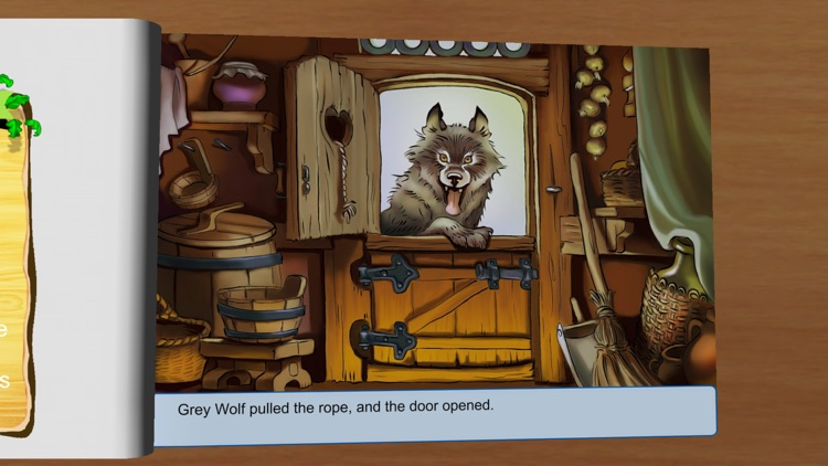 Little Red Riding Hood - Fairytale Storybooks screenshot-3