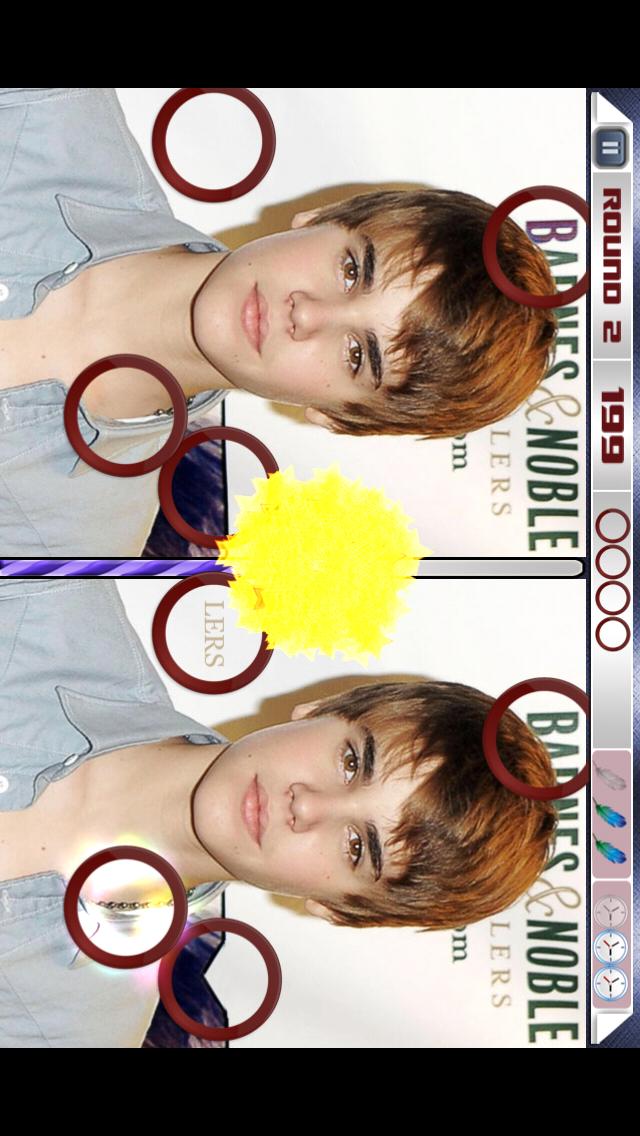Spot for Justin Bieber screenshot four